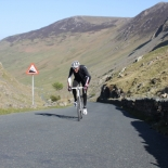 Climbing Honister