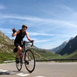 On the Furka Pass