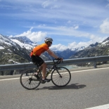 The problem is deciding where to look - on the Furka Pass
