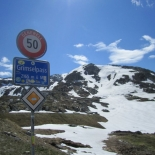 Grimsel Pass Summit