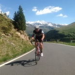 Gav on the Gavia