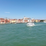 Journey's end - on the Lido di Venezia