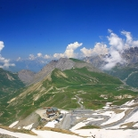Galibier Panorama - Pic by Cliff Thornton