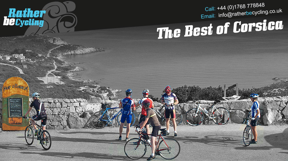 The Best of Corsica
