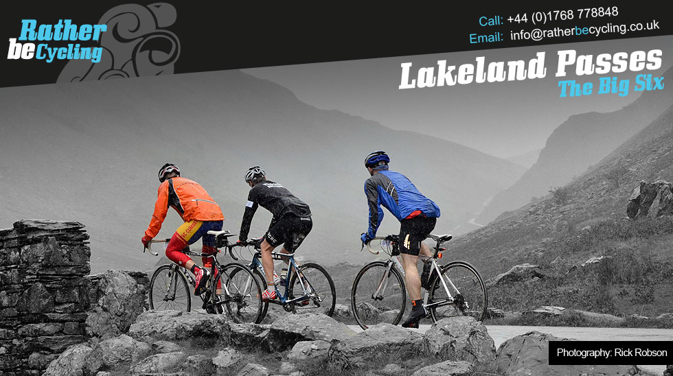 Lakeland Passes – The Big Six | Rather Be Cycling