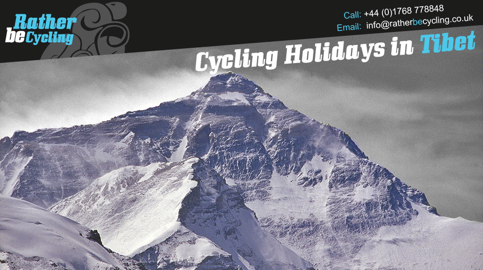 Cycling Holidays in Tibet