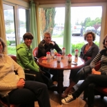 Group get together in Thonon