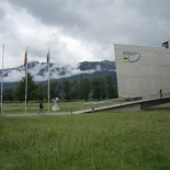 The UCI World Cycling Centre in Aigle