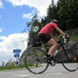 On the Col des Mosses