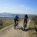 On the run down to Ullswater and Pooley Bridge