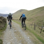 Into Mosedale
