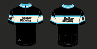 Rather BE Cycling Jersey